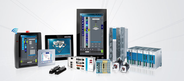 automationsutrustning hårdvara CPU PLC servodrive