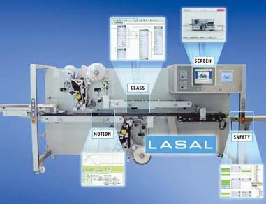 maskin, maskinkoncept, lasal, maskinbyggare, förpackningsmaskin, mjukvara