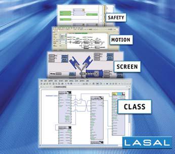 LASAL Class Screen utvecklingsmiljö licensfri