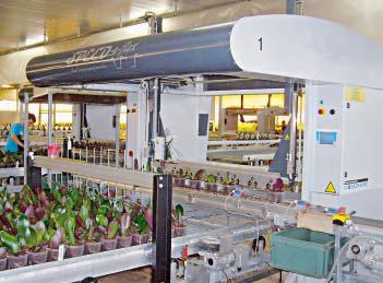 gantry robot maskin styrsystem