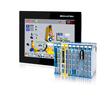 hmi touchpanel sdias hårdvara