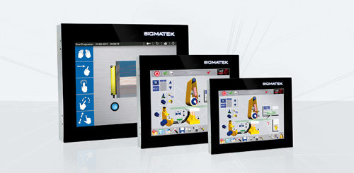 moderna touchpanel