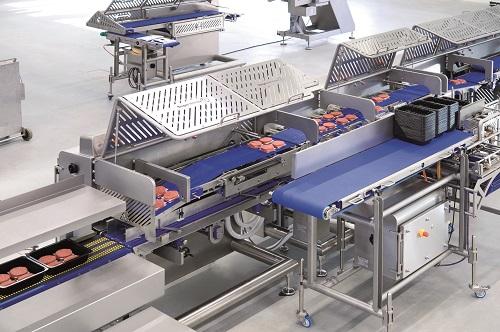 modulär produktionslinje