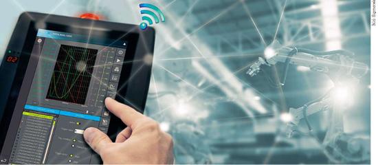 hgw1033 trådlös operatörspanel wireless automation 40