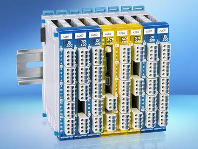 kompakt I/O-system S-DIAS