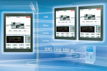 HMI-LINK 100 meter