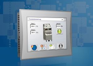 touchpanel livsmedelsindustrin ETV0851-I control-panel