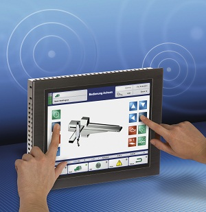 touchpanel multitouch