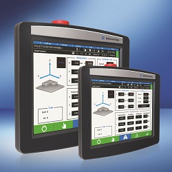 mobil touchpanel plc