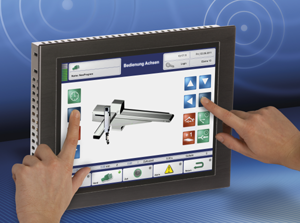 ETV 0853 mulit touch touchpanel