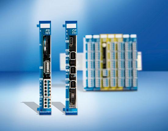 CPU processor CP 111 S-DIAS PS 101 Tyco Electronics