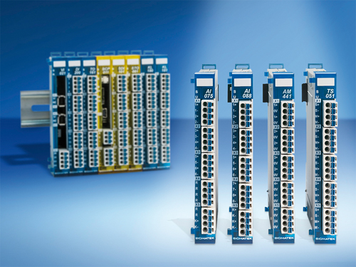 s-dias säkerhet I/O moduler