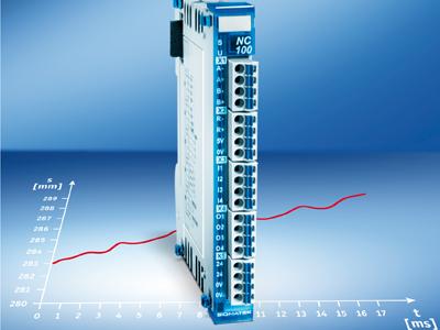 NC 100 S-DIAS enkodermodul