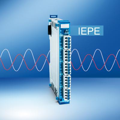 EIPE vibrationsmätning