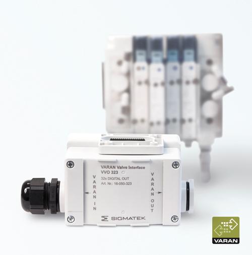 EX260 SMC ventilblock VVO323