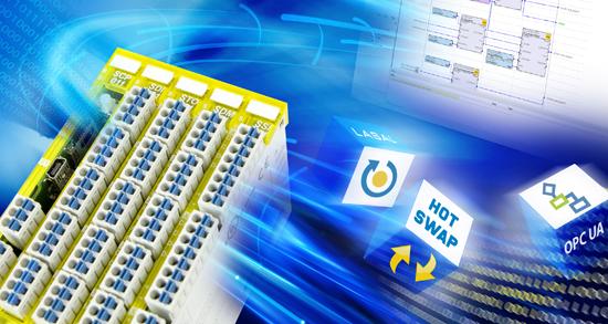 maskinsäkerhet Hot-swap säkerhets-plc safety Safety-designer