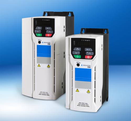 kompakt frekvensomriktare FDD 3000