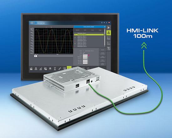 HMI-Link PIM 021 visualisering