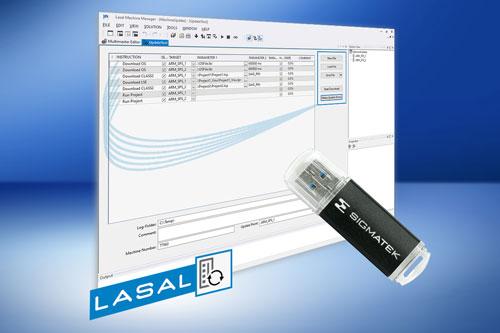LASAL Machine Manager uppdatering