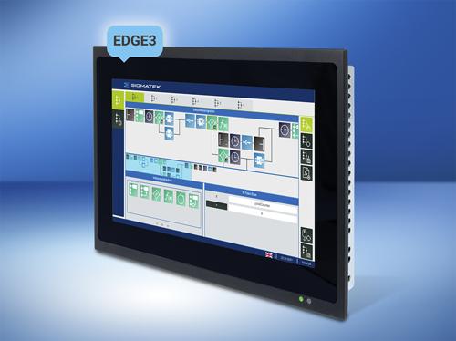 ETT764 operatörspanel multi-touch