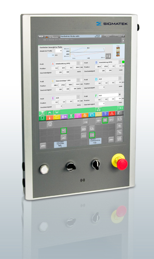 taktil touchpanel forcefeedback