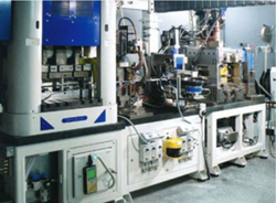 MMS formgjutning maskin