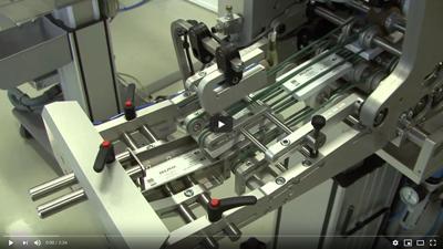 motion feeder control förpackningsmaskin synkrona rörelser